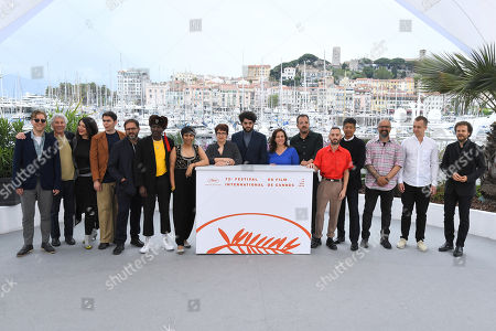 Editorial picture of L'Atelier photocall, 72nd Cannes Film Festival, France - 19 May 2019