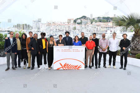 L'Atelier photocall, 72nd Cannes Film Festival