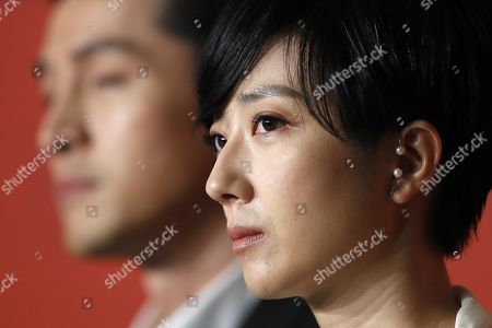 Gwei Lun Mei attends the press conference for â??Nan Fang Che Zhan De Ju Hui' (The Wild Goose Lake) during the 72nd annual Cannes Film Festival, in Cannes, France, 19 May 2019. The movie is presented in the Official Competition of the festival which runs from 14 to 25 May.