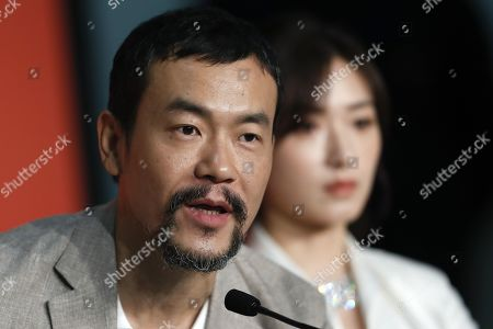 Liao Fan attends the press conference for â??Nan Fang Che Zhan De Ju Hui' (The Wild Goose Lake) during the 72nd annual Cannes Film Festival, in Cannes, France, 19 May 2019. The movie is presented in the Official Competition of the festival which runs from 14 to 25 May.
