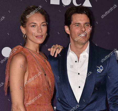 Edei Pack and James Marsden