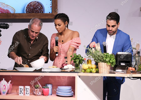 Phil Vickery, Rochelle Humes, Dr Ranj