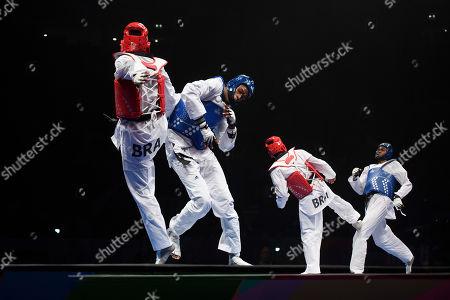 Editorial picture of 2019 Taekwondo World Championships Day 5, Taekwondo, Manchester Arena, Manchester, UK - 19 May 2019