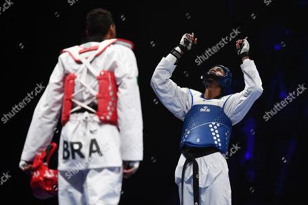 Editorial image of 2019 Taekwondo World Championships Day 5, Taekwondo, Manchester Arena, Manchester, UK - 19 May 2019