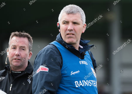 Sligo vs Galway. Galway manager Kevin Walsh