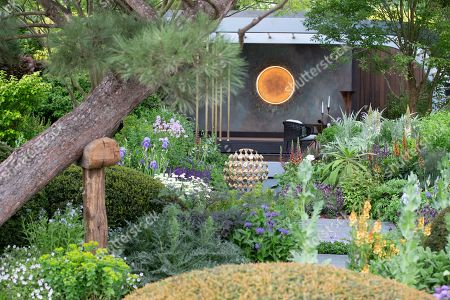 Editorial image of RHS Chelsea Flower Show, London, UK - 19 May 2019