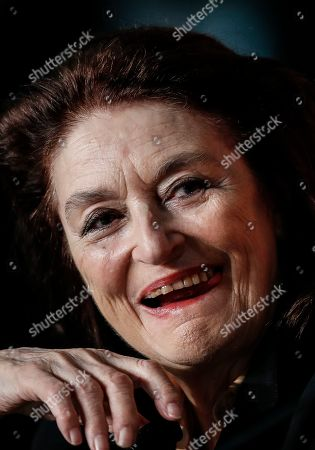 Anouk Aimee attends the press conference for 'Les Plus Belles Annees D'une Vie' (The Best Years of a Life) during the 72nd Cannes Film Festival, in Cannes, France, 19 May 2019. The movie is presented out of competition at the festival which runs from 14 to 25 May.