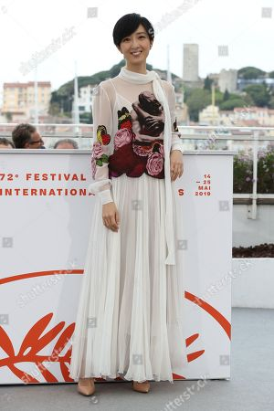 Editorial image of 'The Wild Goose Lake' premiere, 72nd Cannes Film Festival, France - 19 May 2019