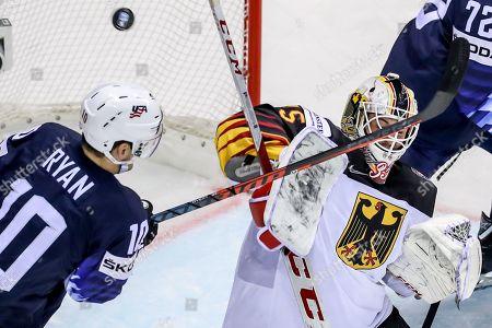 Editorial picture of IIHF Ice Hockey World Championship 2019, Kosice, Slovakia - 19 May 2019