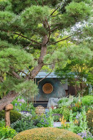 The Morgan Stanley garden, Designed by Chris Beardshaw, Built by Chris Beardshaw Ltd