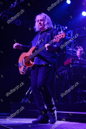 Editorial image of Kansas in concert at The Coconut Creek Casino, Coconut Creek, Florida, USA - 18 May 2019