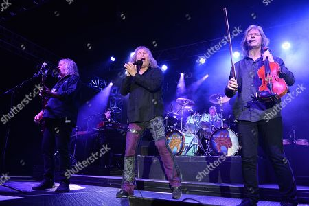 Editorial picture of Kansas in concert at The Coconut Creek Casino, Coconut Creek, Florida, USA - 18 May 2019