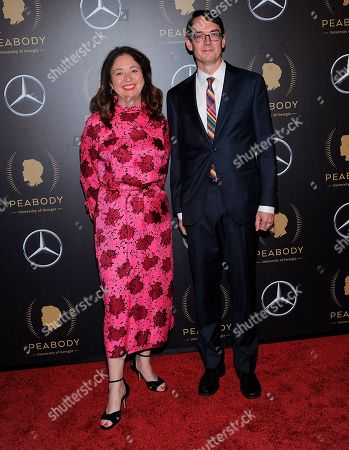 Editorial picture of 78th Annual Peabody Awards - Arrivals, New York, USA - 18 May 2019