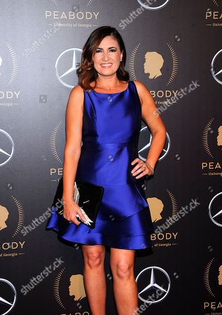 Naibe Reynoso attends the 78th annual Peabody Awards at Cipriani Wall Street, in New York