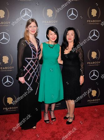 Editorial photo of 78th Annual Peabody Awards - Arrivals, New York, USA - 18 May 2019