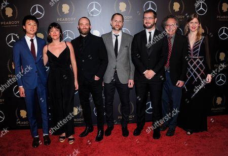 Editorial image of 78th Annual Peabody Awards - Arrivals, New York, USA - 18 May 2019