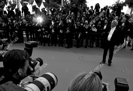 Editorial photo of 'A Hidden Life' premiere, 72nd Cannes Film Festival, France - 19 May 2019