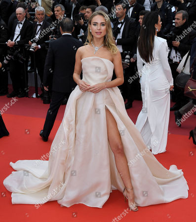 Editorial picture of 'A Hidden Life' premiere, 72nd Cannes Film Festival, France - 19 May 2019