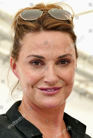 Sarah Parish who raises money for The Murray Parish Trust dedicated to the advancement of paediatric emergency medicine across the South of England.