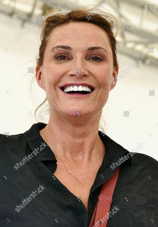 Stock Photo of Sarah Parish who raises money for The Murray Parish Trust dedicated to the advancement of paediatric emergency medicine across the South of England.