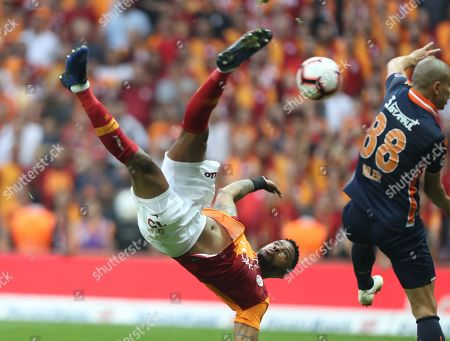 Editorial image of Galatasaray vs Istanbul Basaksehir, Turkey - 19 May 2019