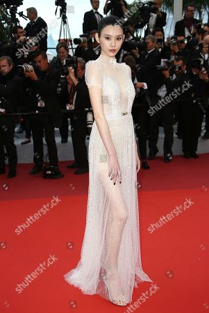 Editorial photo of 2019 A Hidden Life Red Carpet, Cannes, France - 19 May 2019