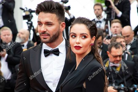 Editorial image of 2019 A Hidden Life Red Carpet, Cannes, France - 19 May 2019