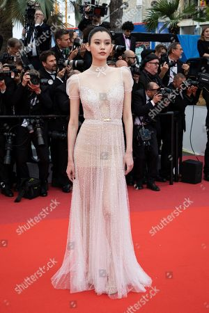Editorial picture of 2019 A Hidden Life Red Carpet, Cannes, France - 19 May 2019