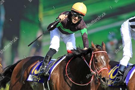 Editorial photo of Horse Racing - 19 May 2019