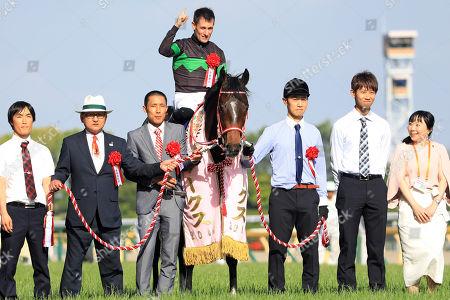 Editorial image of Horse Racing - 19 May 2019
