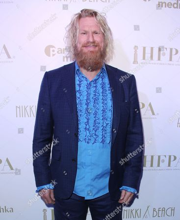 Editorial picture of HFPA Philanthropic party, 72nd Cannes Film Festival, France - 19 May 2019