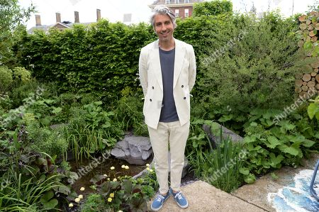 George Lamb on the Viking Cruises' 'The Art of Viking Garden' at RHS Chelsea Flower Show'