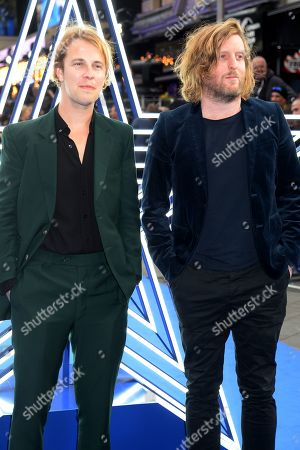 Stock Photo of Andy Burrows and Tom Odell