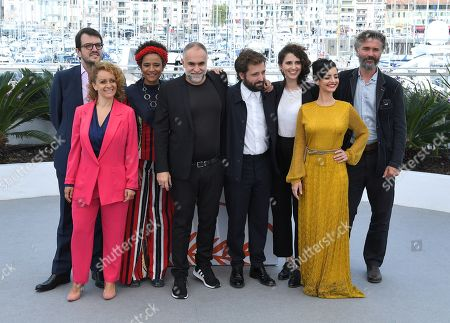 Editorial image of 'The Invisible Life of Euridice Gusmao' photocall, 72nd Cannes Film Festival, France - 20 May 2019