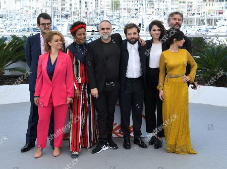 Editorial picture of 'The Invisible Life of Euridice Gusmao' photocall, 72nd Cannes Film Festival, France - 20 May 2019