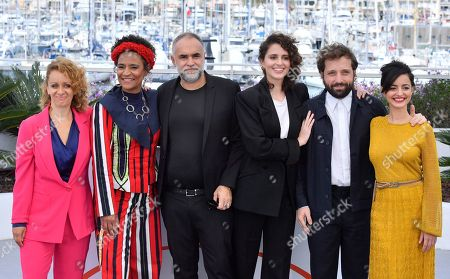 Editorial photo of 'The Invisible Life of Euridice Gusmao' photocall, 72nd Cannes Film Festival, France - 20 May 2019