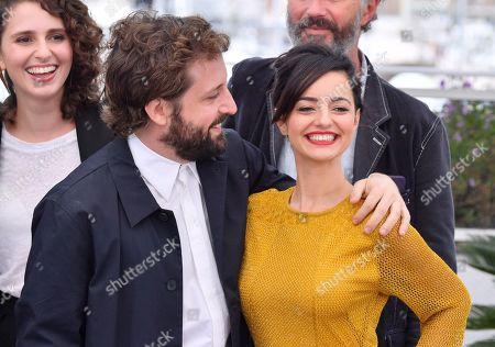Gregorio Duvivier and Julia Stockler
