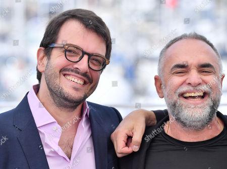 Rodrigo Teixeira and Karim Ainouz
