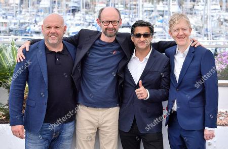 Paul Martin, James Gay-Rees, Asif Kapadia and Chris King