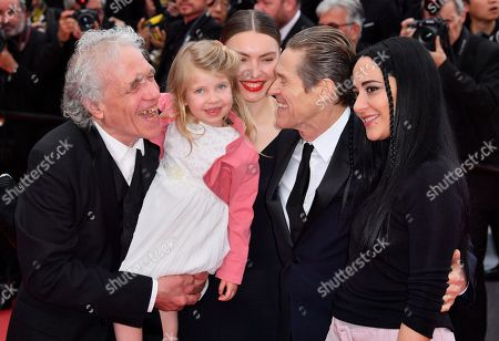 Editorial photo of 'La Belle Epoque' premiere, 72nd Cannes Film Festival, France - 20 May 2019