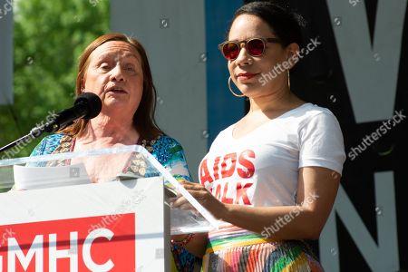 Editorial photo of AIDS Walk, New York, USA - 19 May 2019