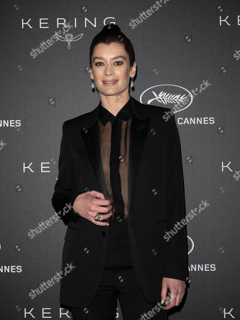 Aurelie Dupont poses during the Kering Women in Motion Awards at the 72nd annual Cannes Film Festival, in Cannes, France, 19 May 2019. The festival runs from 14 to 25 May.