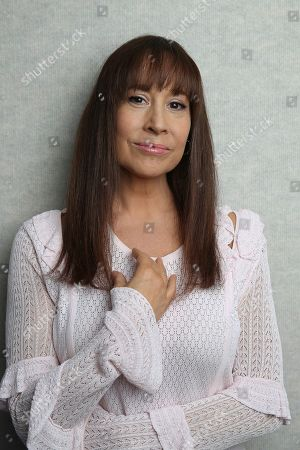 "Stock Picture of Taja Sevelle poses for a portrait in Los Angeles on. Sevelle, who recorded Prince's ""Wouldn't You Love To Love Me,"" is one of several musicians who spoke with The Associated Press about their experience working with the artist. The song is included on a posthumous album of Prince's music, ""Originals,"" due out this month"
