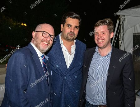 Editorial image of White House Correspondents Association dinner party, Washington DC, USA - 26 Apr 2019