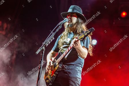 Stock Picture of System of a Down - Daron Malakian