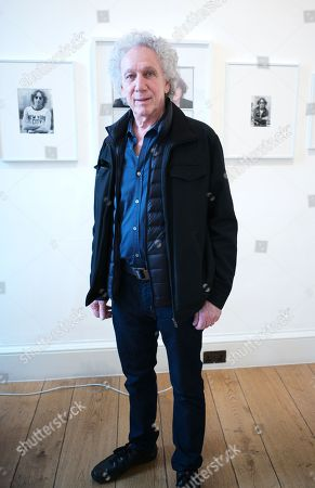 Stock Image of Bob Gruen