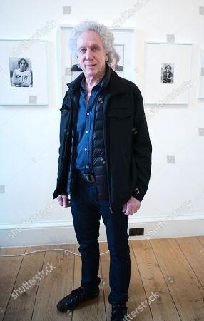 Stock Photo of Bob Gruen