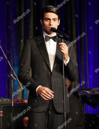 Editorial image of American Icon Awards Gala, Inside, Beverly Wilshire Hotel, Los Angeles, USA - 19 May 2019