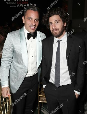 Sebastian Maniscalco and Jake Hoffman