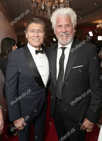 Steven Bauer and Barry Bostwick
